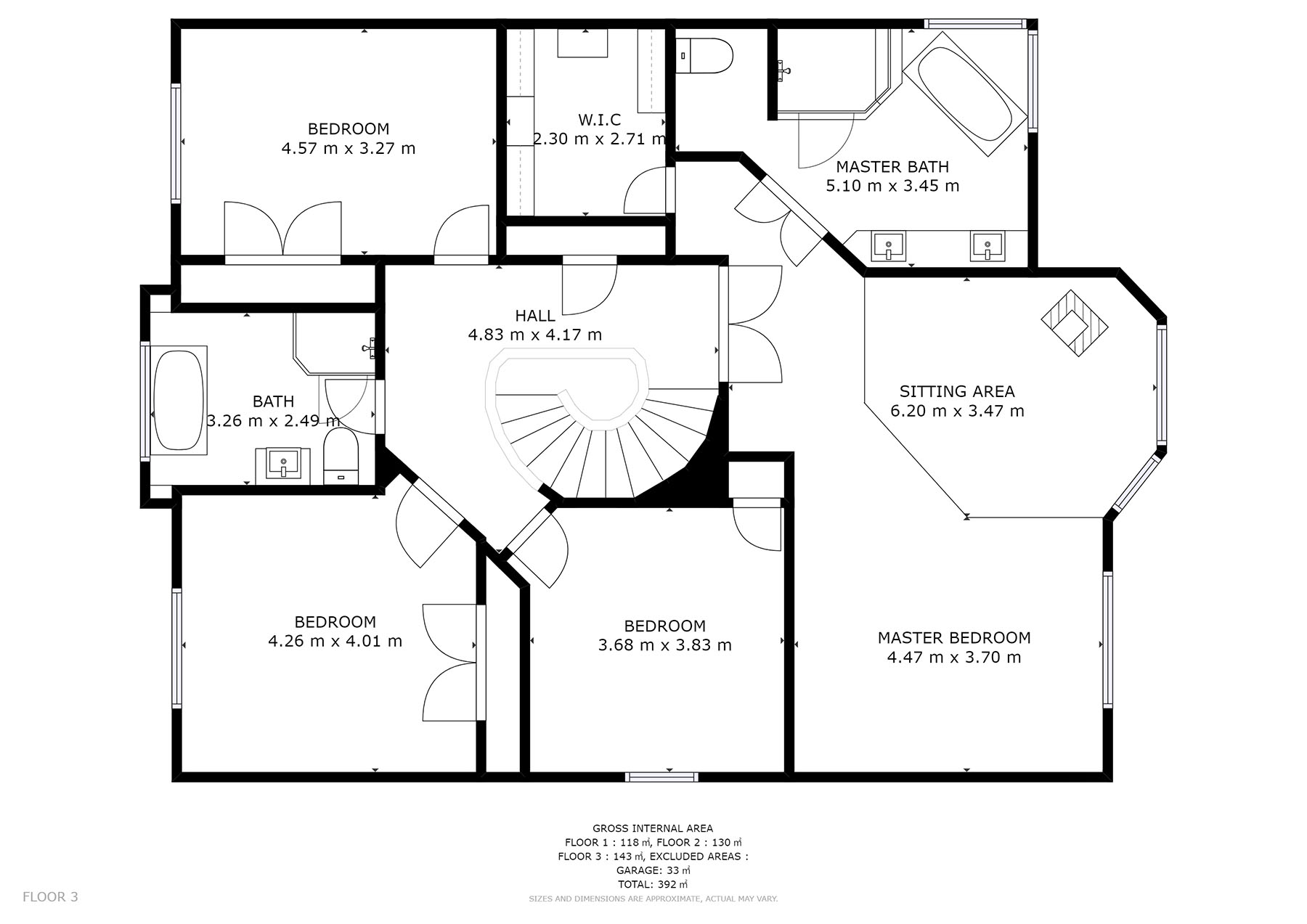 2d 3d Floor Plans Virtual Gta Schematic Matterport Walkthrough